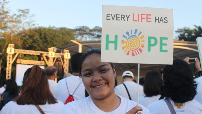 every life has hope