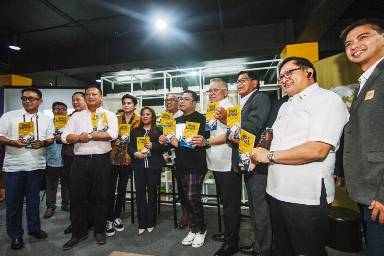 Iwas Buwis-It book launch